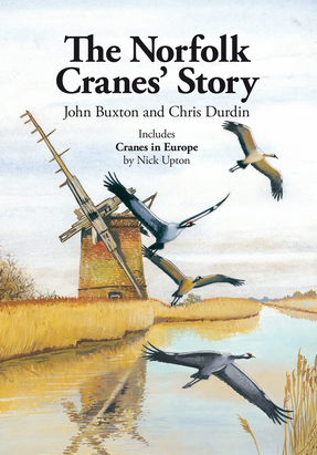 The Norfolk Cranes' Story - front cover
