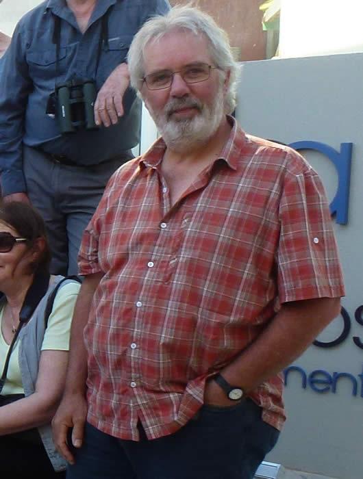 Ivan in Crete