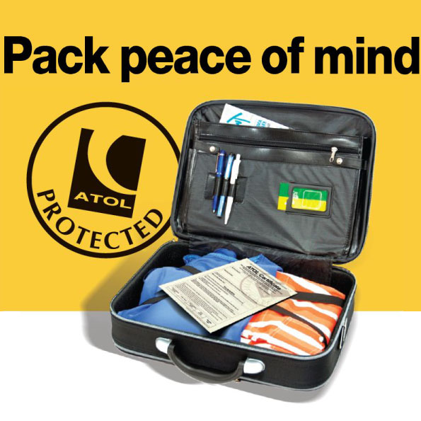 Pack peace of mind