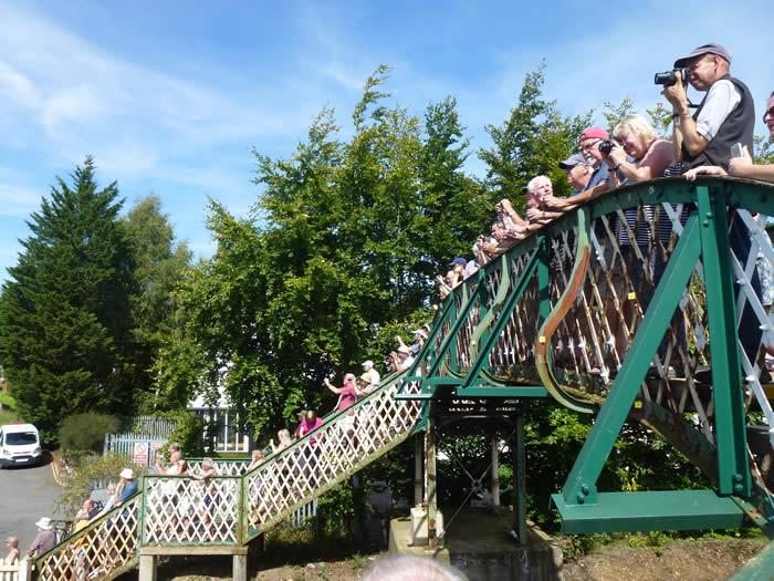 Railway bridge, Whitlingham Lane