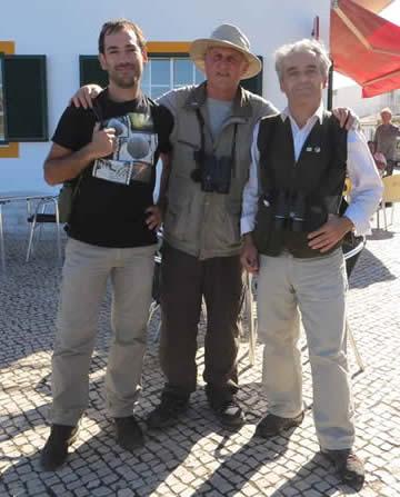 Hugo, Rob, Domingos (Karin Aunger)
