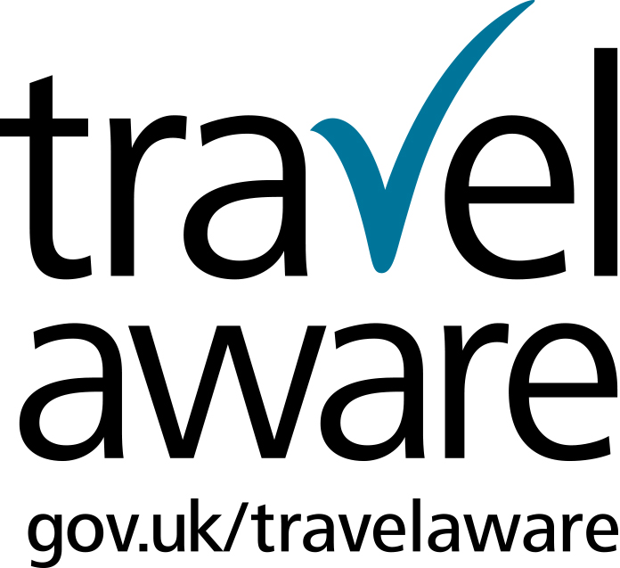 travel aware logo